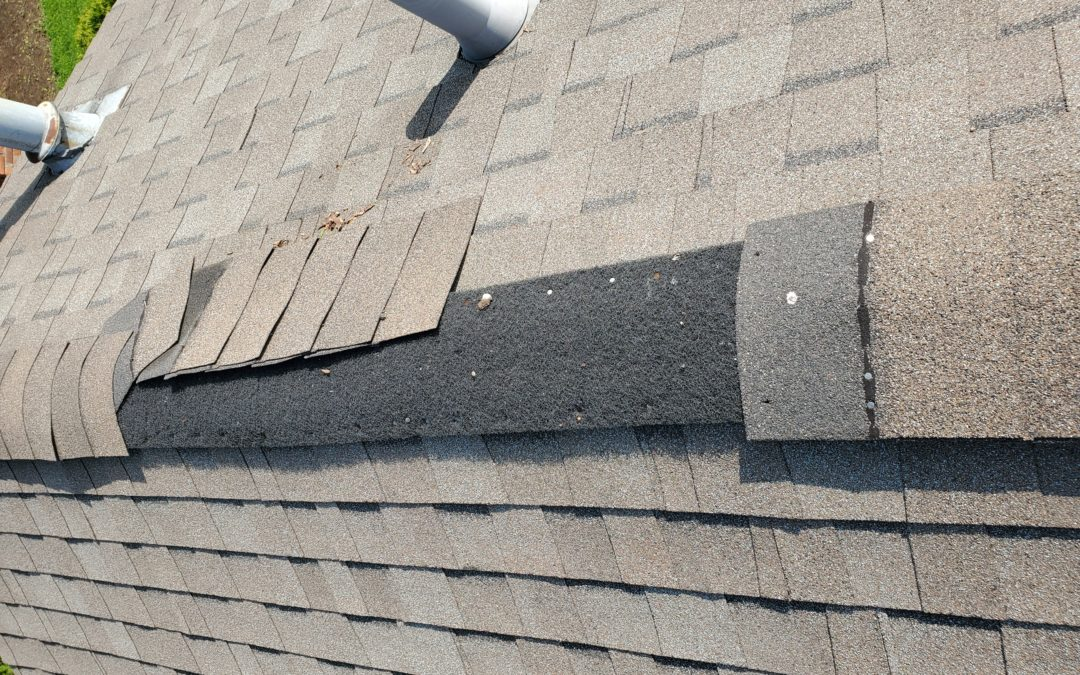 Most common roofing repairs