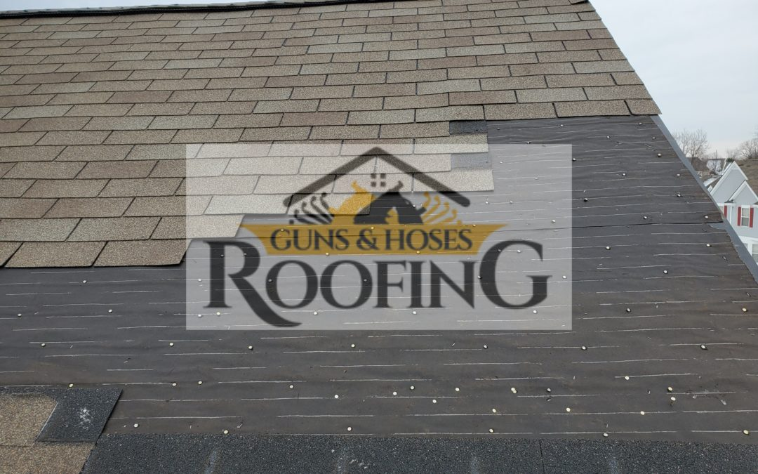 Roofs Require Maintenance